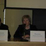 Слушания по сохранению коисковой сети прессы в Санкт-Петербурге
