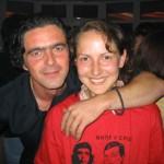 Фото с председателем молодежного отделения СНСД г. Мрконич Град