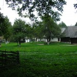 Музей деревянного зодчества Румынии