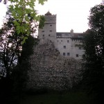 Замок Дракулы.