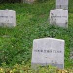 Могилы советским солдатам, погибшим во время Второй Мировой войны в Сигишоара