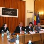 Президент Румынии приветствует участников конференции