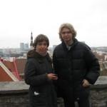 Международный секретарь СДСМ (СПб) и менеджер международный проектов JMK (Тарту)