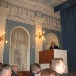 Выступление Евгения Коновалова, председателя РСДСМ