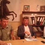 Борис Немцов и Всеволод Нелаев